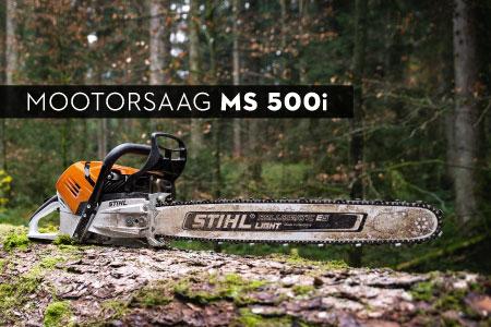 Mootorsaag MS 500i