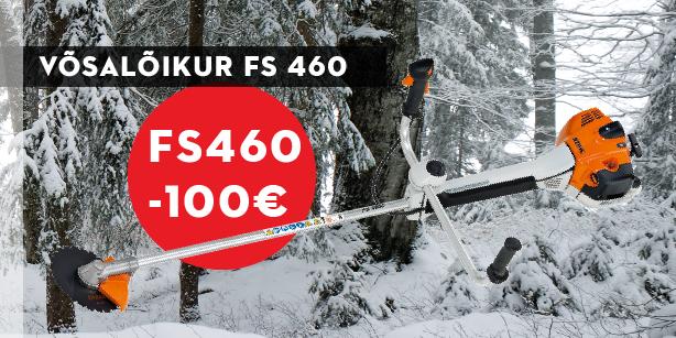 Võsalõikur FS 460