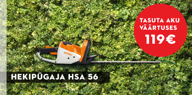 Hekipügaja HSA 56 Compact Komplekt