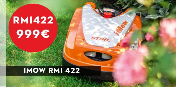Robotniiduk iMow RMI 422